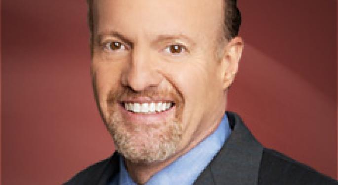 Jim Cramer's Mad Money Lightning Round OT RDK, WFMI, DGI, ORB, IBM