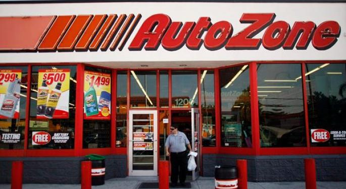 AutoZone Needs a Tune Up