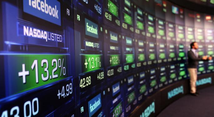 Mid-Morning Market Update: Markets Slip; Citigroup Profit Misses Estimates