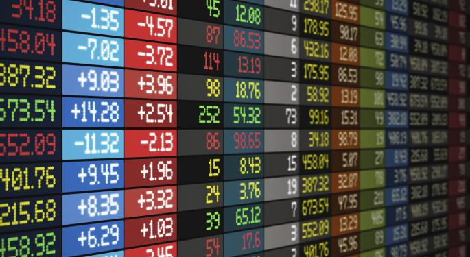 Markets Edge Lower; Procter & Gamble Profit Beats Estimates