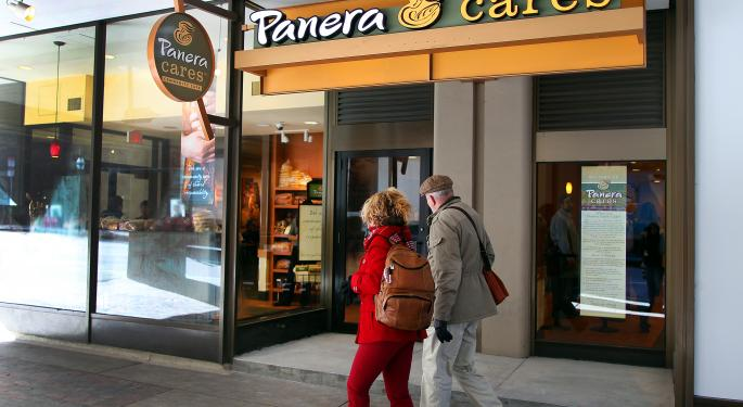 Panera Falls After Missing Q2 Estimates; Slashes Full-Year Outlook PNRA