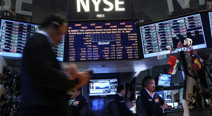 Market Wrap For Thursday, October 17: S&P Record High On Debt Deal