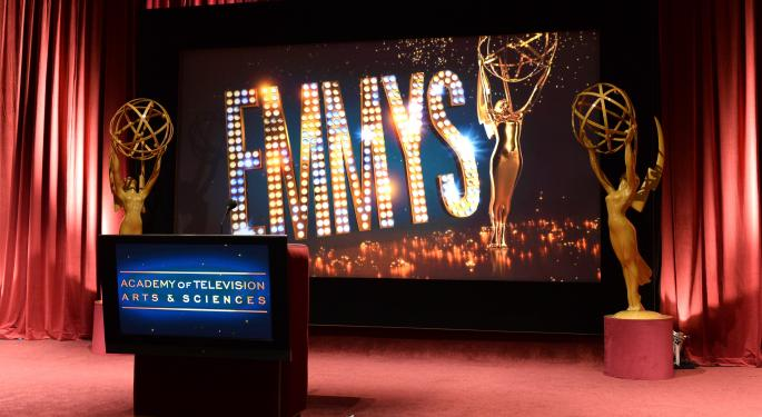 Emmy Awards Do Nothing For Relevant ETFs
