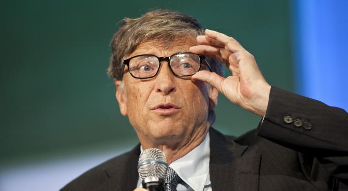 Bill Gates Admits Well-Known Windows Trick Was a Mistake