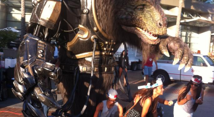 Comic-Con 2014 Exclusive: Alan Scott, Mastermind Behind 3D Printed Mega Creature 'Bodock'