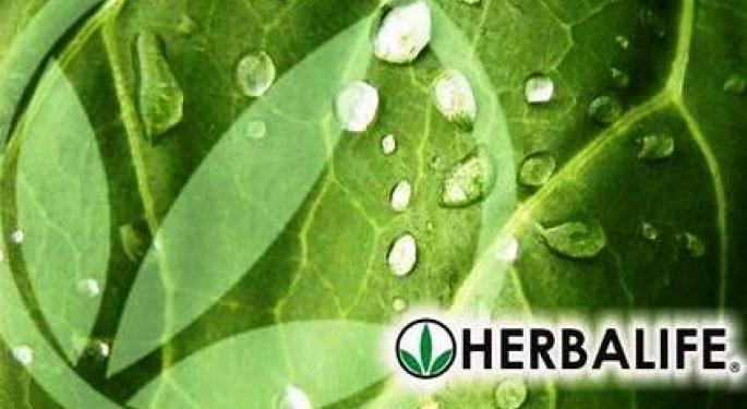 Earnings Preview: Herbalife