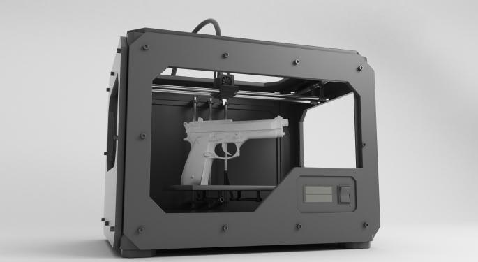 5 Ways The U.S. Army Uses 3D Printing