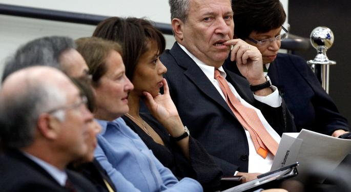 Experts Comment On Market Reactions To Larry Summers