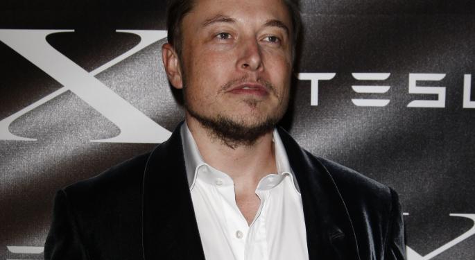 Tesla CEO Fights Fire with Statistics TSLA