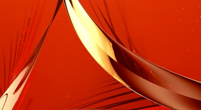 Adobe Rises on Q4 Results