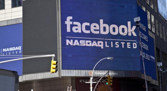 Facebook Graph Non-Starter For Stock, ETFs
