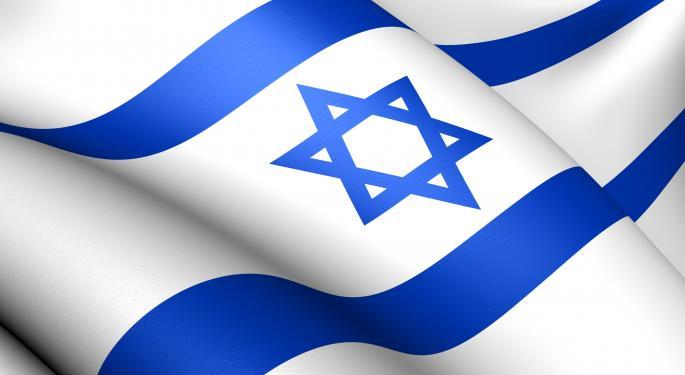Israel ETFs Bounce Back From Regional Drama