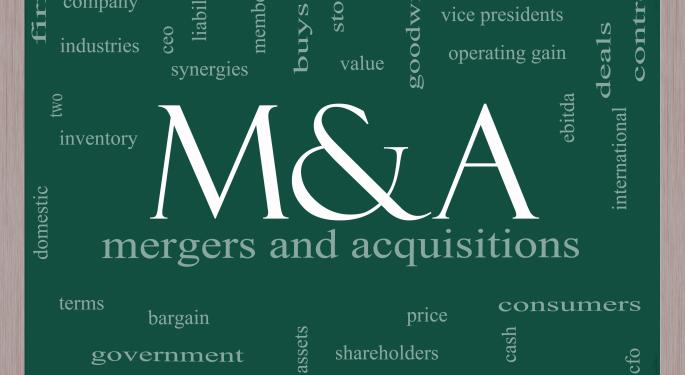 Deal Making Lifts M&A ETF