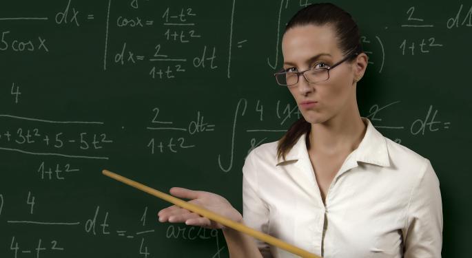 Craig Barrett Wants Stricter U.S. K-12 Education Standards