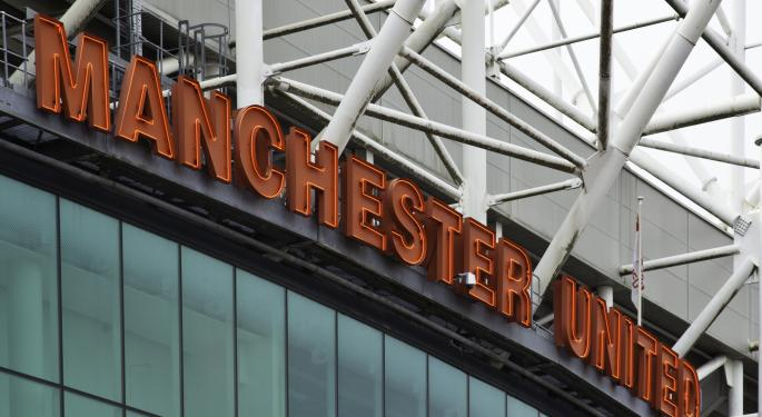 Manchester United Shares Volatile As Club Looks to Big Summer Signings MANU