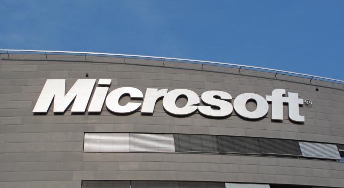 Ericsson CEO Hans Vestberg Said To Be On Microsoft CEO Short List