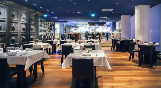 Restaurant Stocks Suffer As Shutdown Continues
