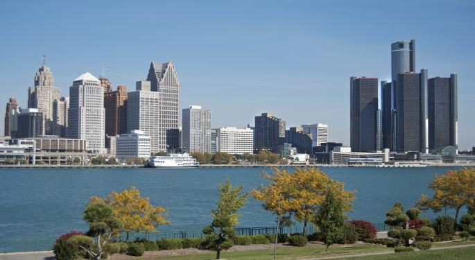 Barron's Recap: Detroit Will Rise Again
