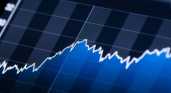 Mid-Morning Market Update: Markets Open Lower; Staples Posts Downbeat Earnings
