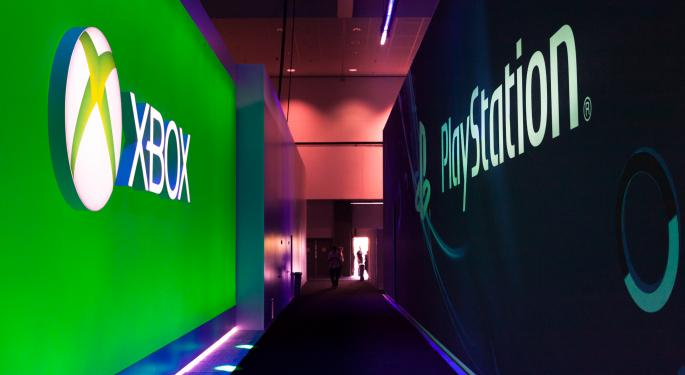 Video Game Sales Rise Ahead Of PlayStation 4, Xbox One Release
