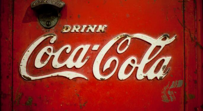 Coca-Cola Reports Decline In Carbonated Beverage Sales