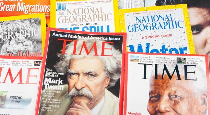 Atlantic Media Executive To Join Time Inc.
