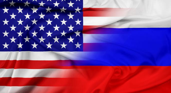 Markets Enter Unknown Territory as U.S., EU Begin Imposing Sanctions On Russia