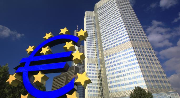 Draghi Praises ECB Reforms