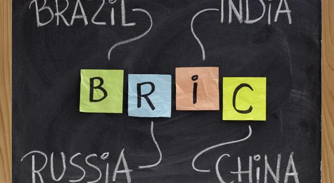 MSCI Unveils Beyond BRIC Index