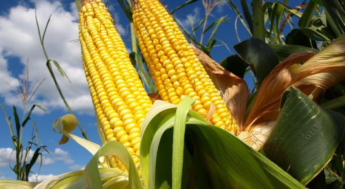 Trading Idea: Monsanto