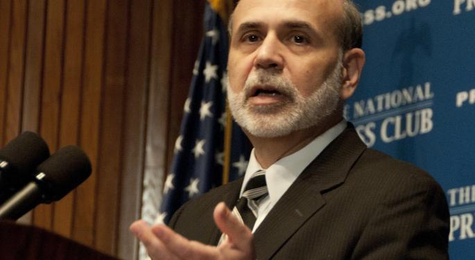 Ben Bernanke's Eventful Years at the Fed