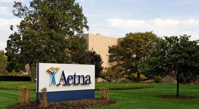 Aetna CEO Mark Bertolini Talks Medicare Advantage Growth