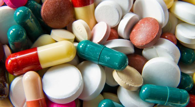 Acadia Pharma Rockets Higher on Study Results