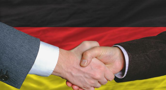 German Investor Sentiment Surges in January