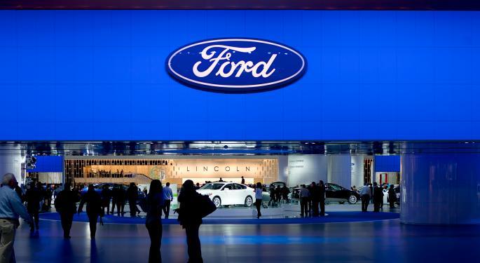Ford, General Motors Report Mixed February U.S. Sales Results