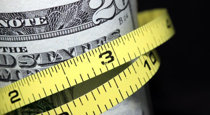 Budget Deficit Estimates Shrink – Again