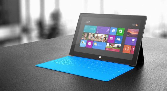 Can Microsoft's $499 Surface Defeat Apple's iPad?