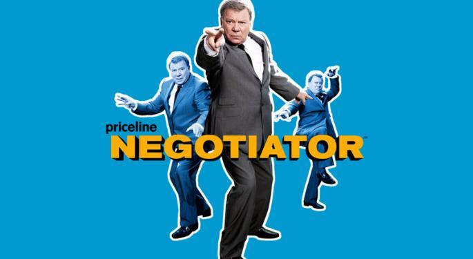 Priceline Customers: Bring Back the Negotiator!
