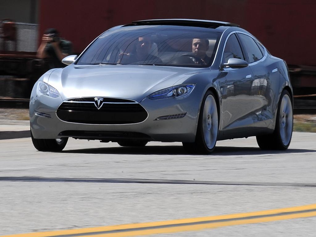 Tesla Motors, Inc. (NASDAQ:TSLA) - Tesla Raises Model S ...