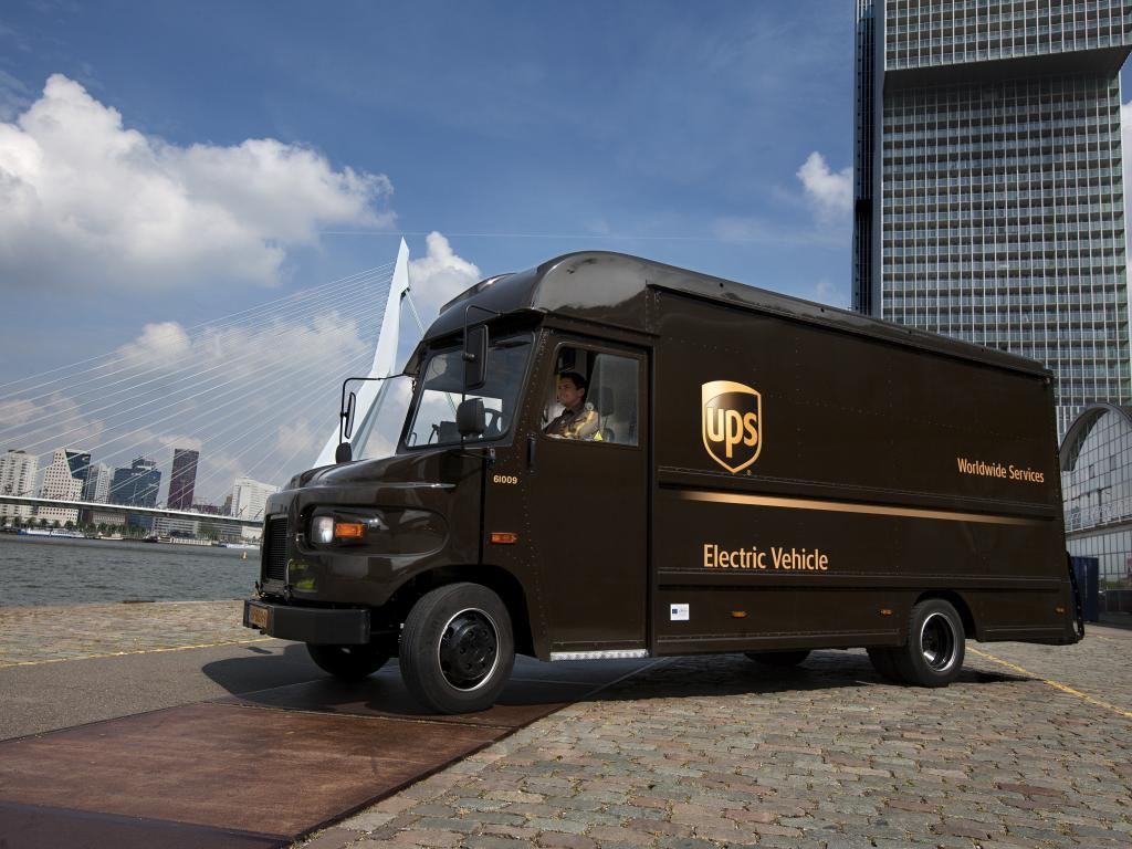 Attentions Getters- United Parcel Service, Inc. (NYSE:UPS)