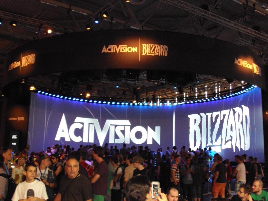 Activision Blizzard, Inc (ATVI) Shares Sold by Honeywell International Inc