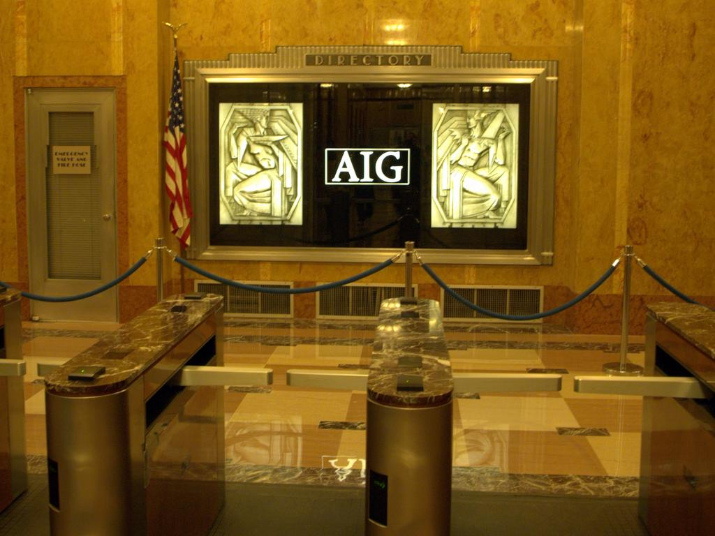 AIG to spin off mortgage insurance unit in sweeping overhaul