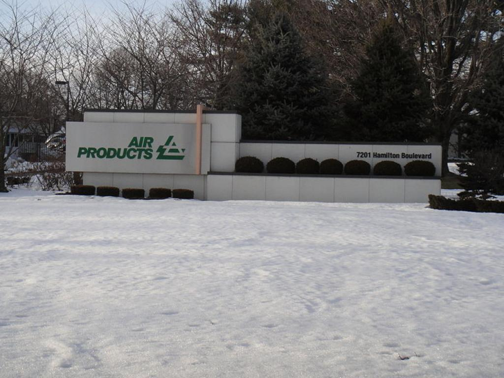 Air Products and Chemicals Announces Quarterly Dividend of $0.86