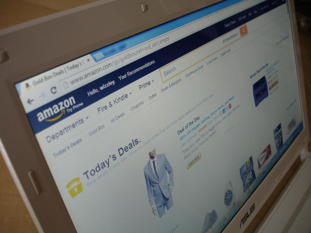 Smart Money Buying the Price Weakness of Amazon.com, Inc