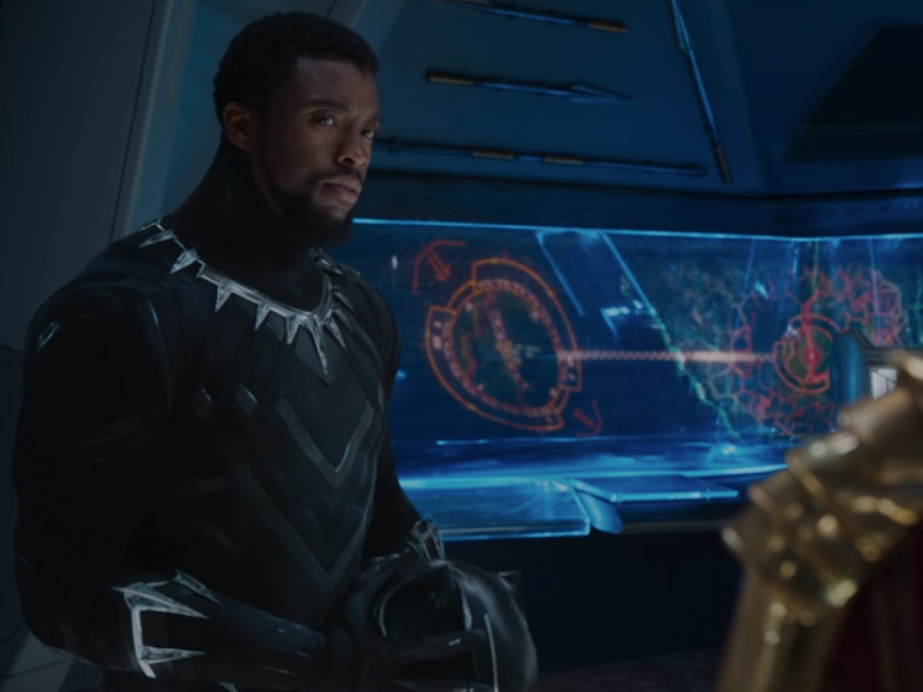 Watch these Atlanta students find out they're seeing Black Panther