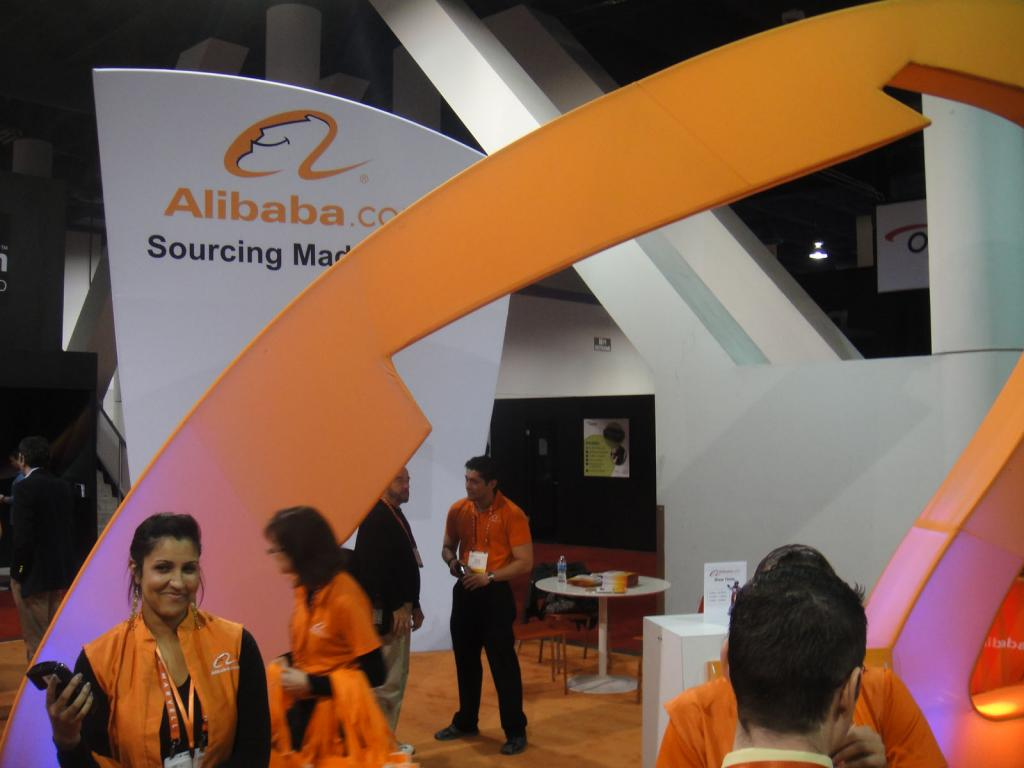 Alibaba Group Holding Limited (BABA) — Trending Stock