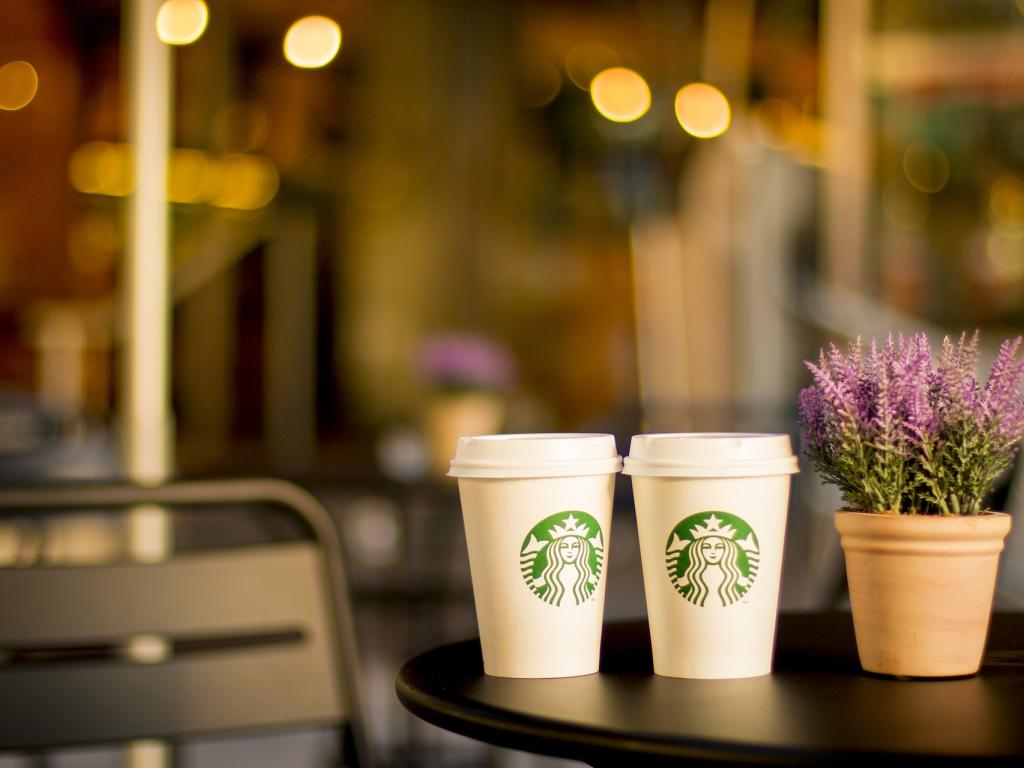 Starbucks to Sell Tazo, Sales Dip