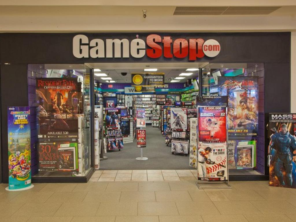 Why GameStop Corp. Stock Plunged Today