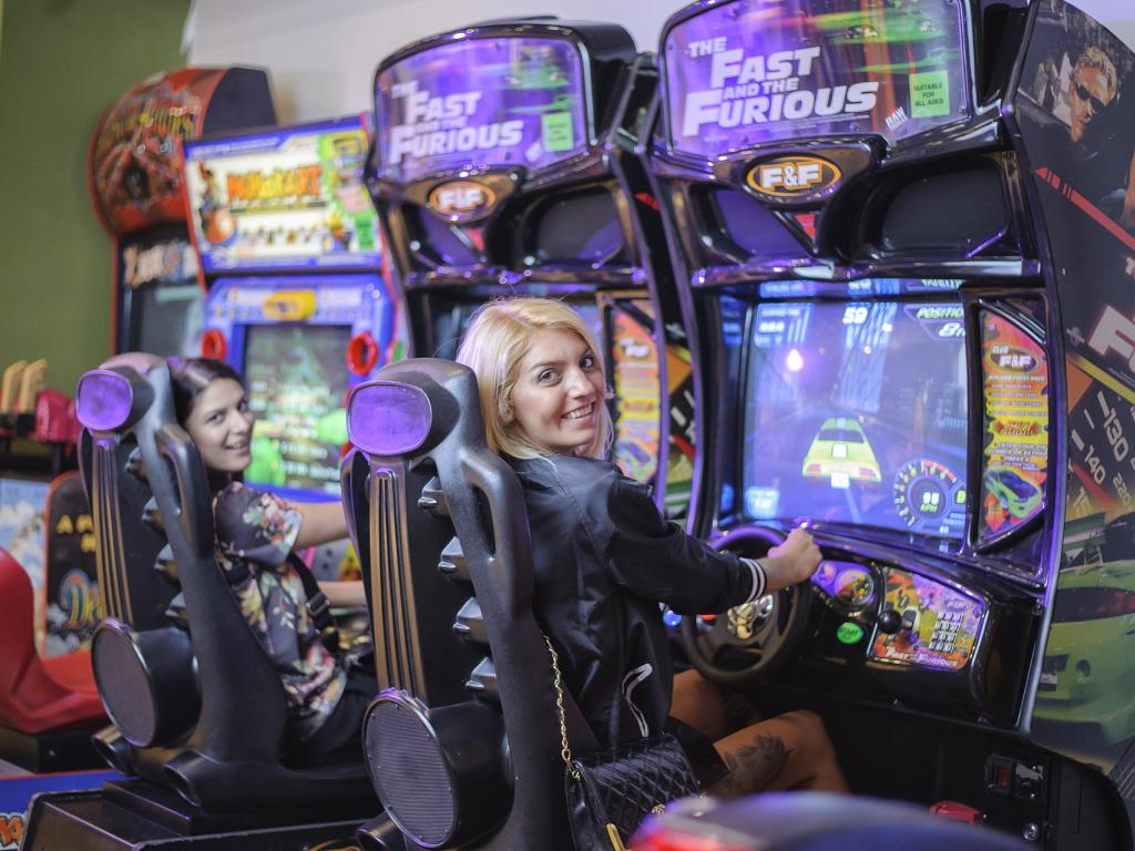 Dave & Buster's Entertainment, Inc. (PLAY) Soars on Earnings Beat