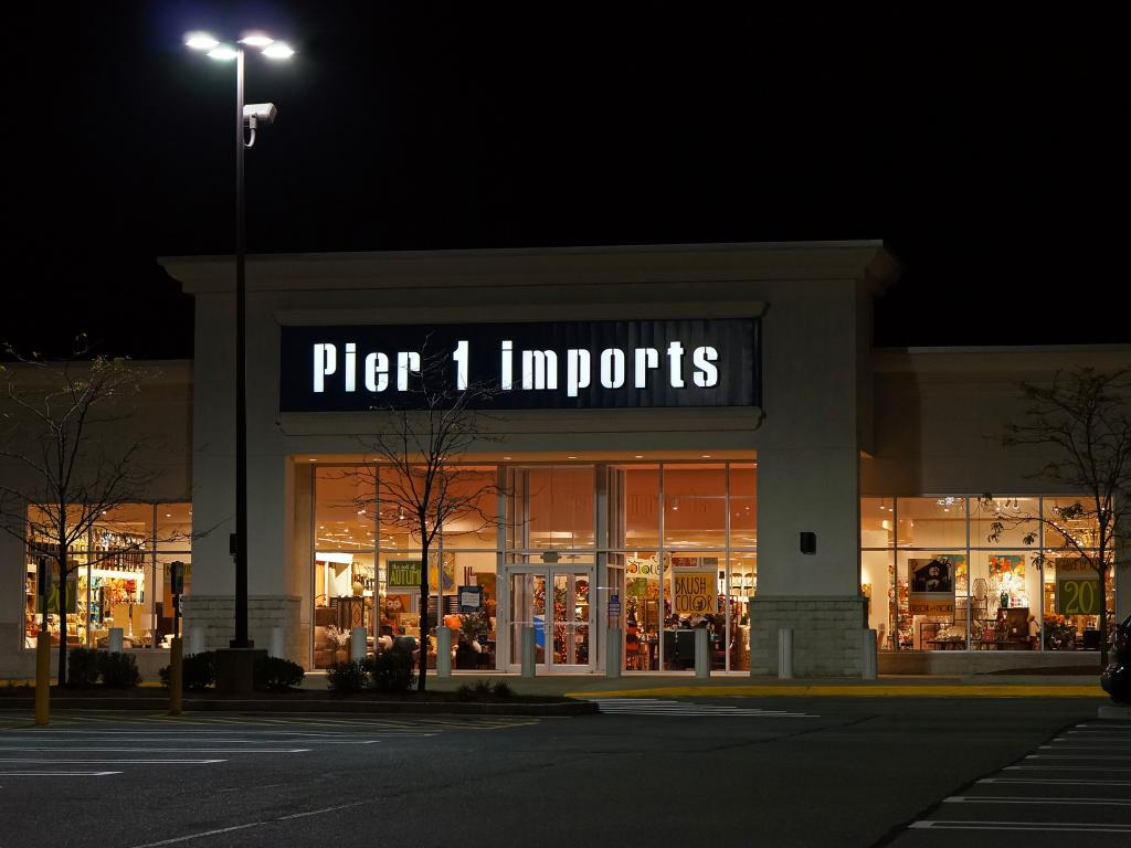Pier 1 announced the new CEO appointment after the market closed. Shares closed at $ on Monday, down 17 percent so far this year. The stock traded lower in after hours.
